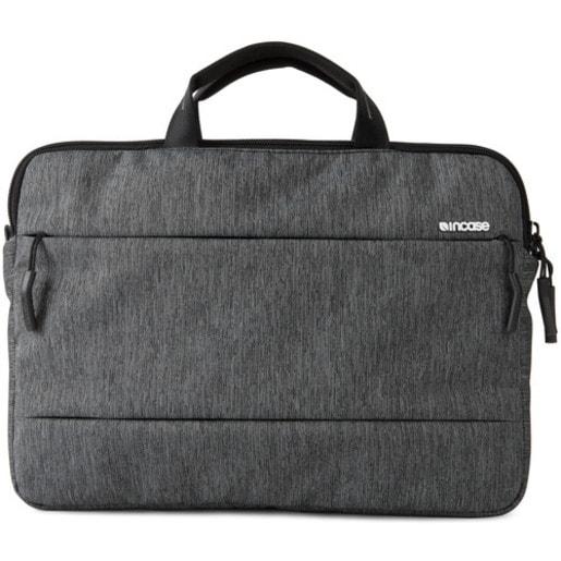 """Сумка Incase City Brief 13"""" для ноутбуков размером до 13"""" дюймов. Материал полиэстер. Цвет серый."""