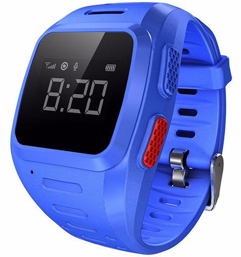 Детские умные часы Wochi Gozo (Blue)