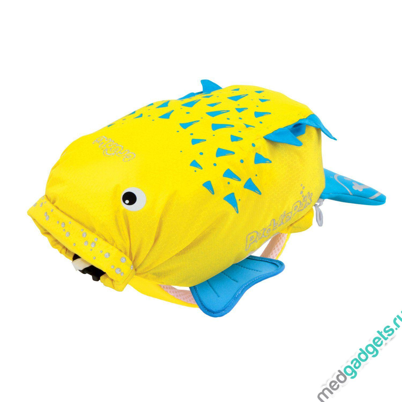 Рюкзак для бассейна и пляжа Рыба-пузырь Trunki
