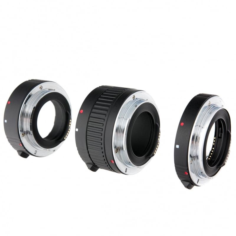 Набор удлинительных колец JJC AET-CS для Canon EOS (12mm, 20mm, 36mm)