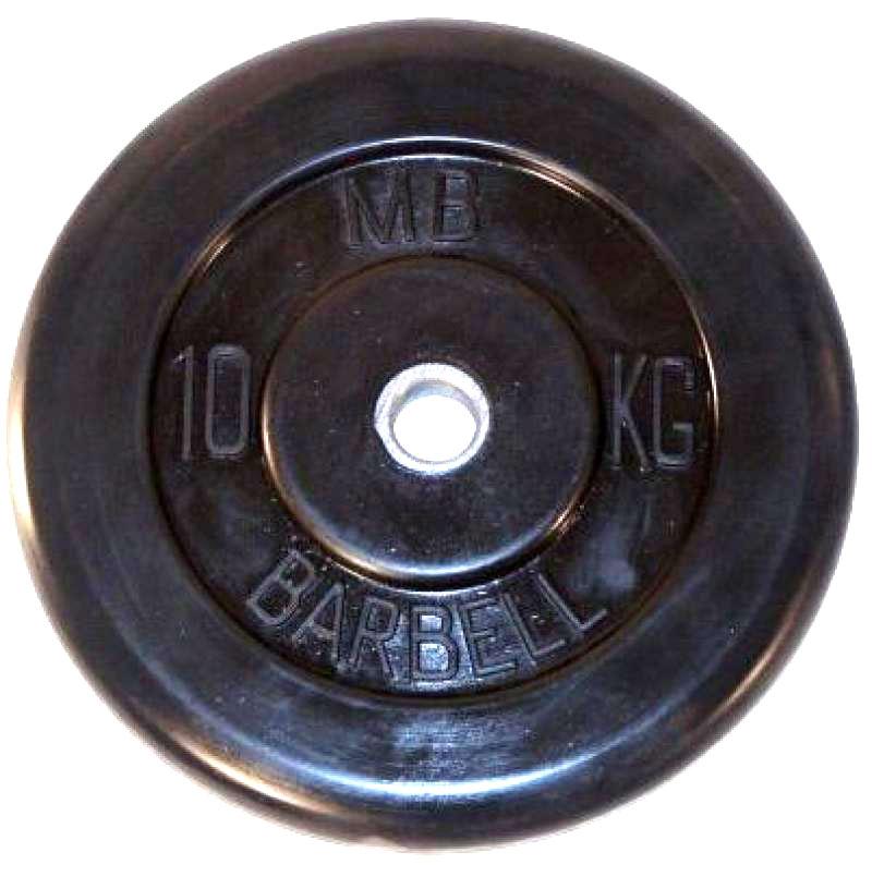 Barbell диски 10 кг 26 мм