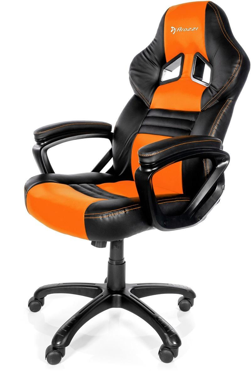 Компьютерное кресло Arozzi Monza (Orange)