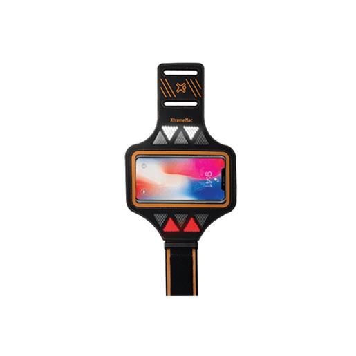 """Чехол на руку XtremeMac Sportwrap LED со светодиодами для смартфонов 4,7""""-5""""."""