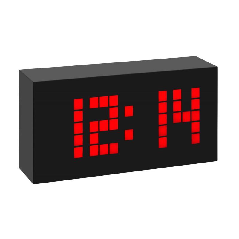 Цифровой радиоуправляемый Будильник со светящимися цифрами TFA 60.2508