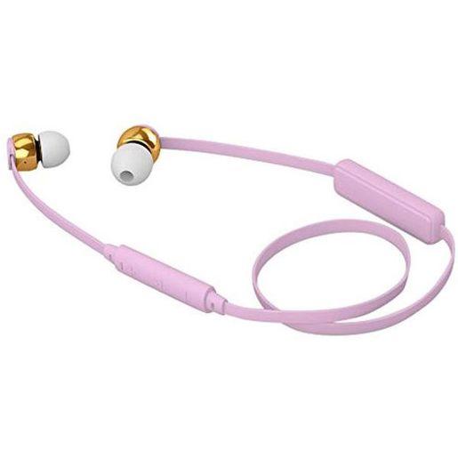Бепроводные наушники Sudio Vasa Bla. Цвет розовый.