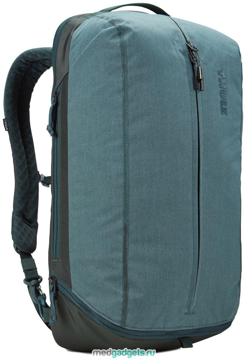"""Рюкзак городской Thule """"Vea Backpack"""", цвет: темно-зеленый, 21 л"""