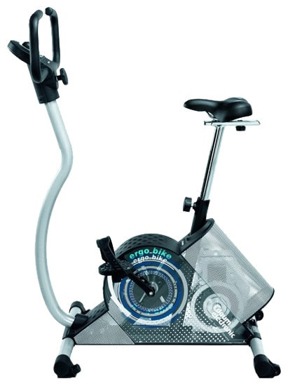 Вертикальный велотренажер Daum Electronic Ergo Bike Vita Space