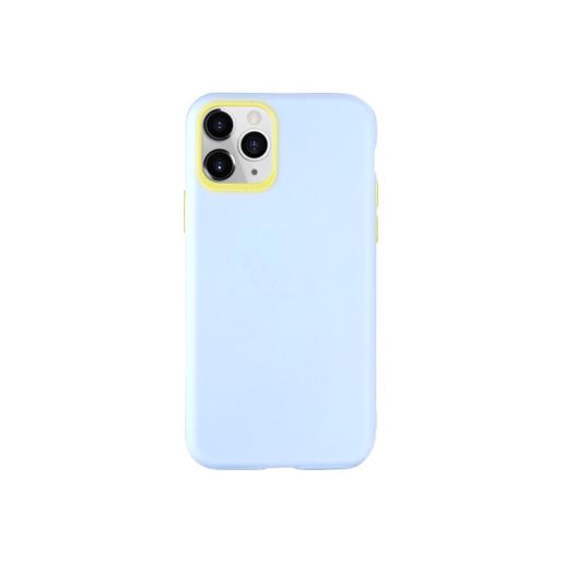 Чехол SwitchEasy Colors для iPhone 11 Pro. Материал полиуретан. Цвет голубой.