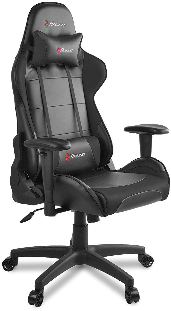 Компьютерное кресло Arozzi Verona V2 (Black)