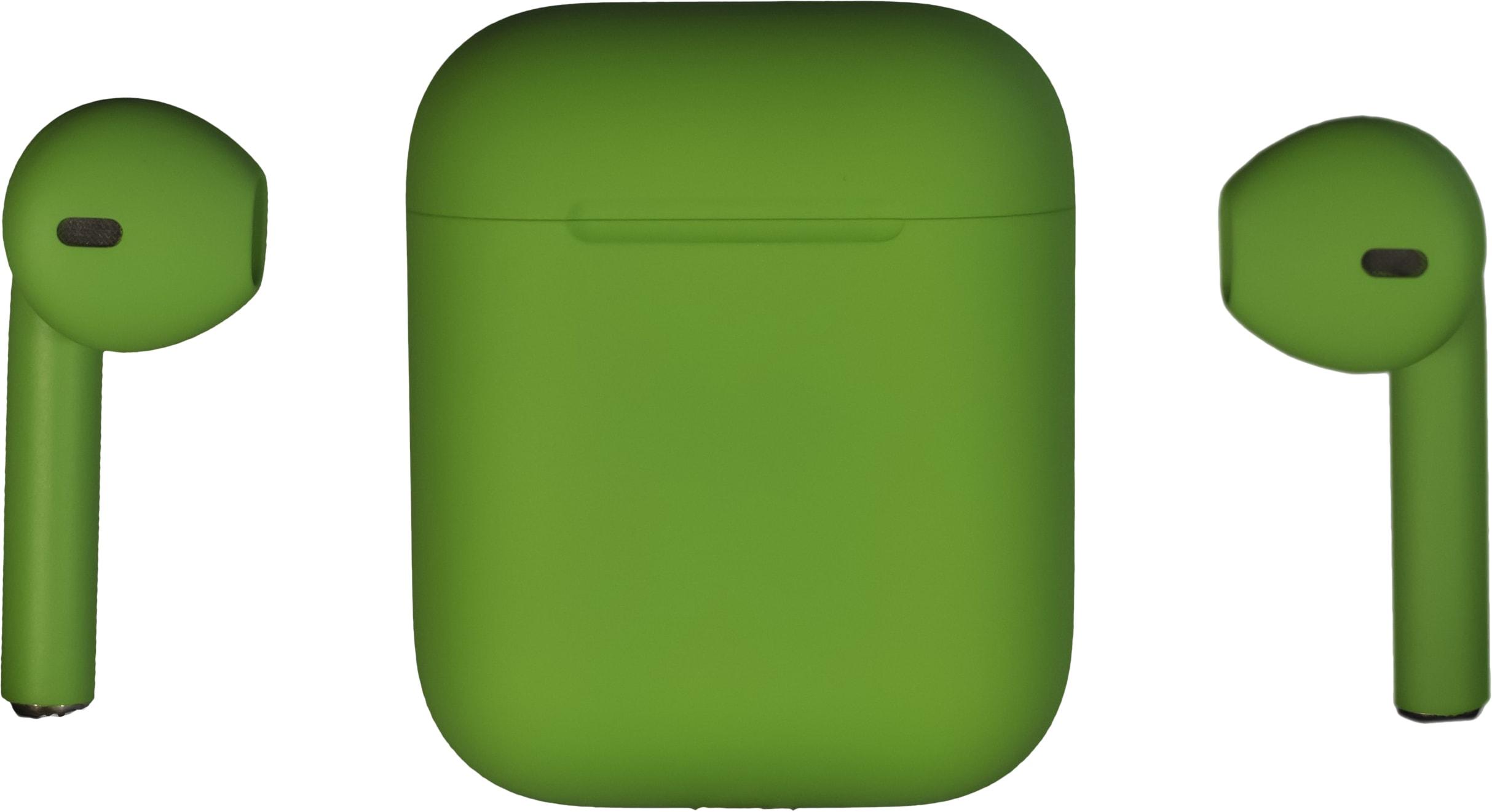 Беспроводные наушники Apple AirPods Color (Matte Green)