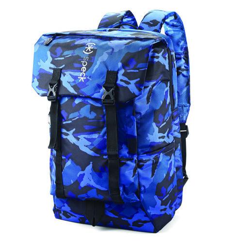 Рюкзак Speck Rockhound Oss. Материал полиэстер. Цвет синий камуфляж.