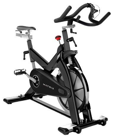 Вертикальный велотренажер Matrix V Series