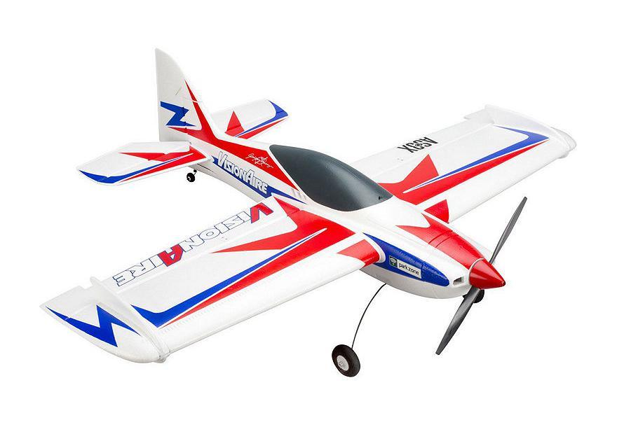 ParkZone Радиоуправляемый Самолет - VisionAire 1150мм BNF с системой стабилизации AS3X (Аккумулятор 2200мАч, ЗУ, без пульта)