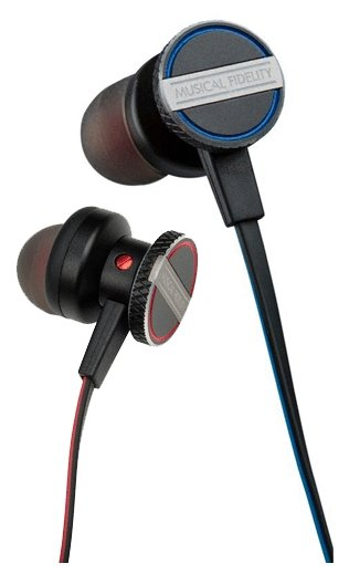 Наушники Musical Fidelity EB-33