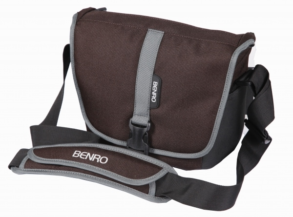 Сумка BENRO Smart 10 brown для фото/видео и планшета/нетбука коричневая