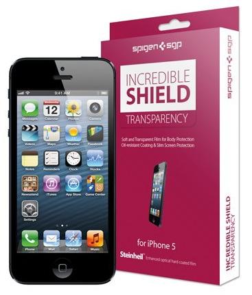 SGP Incredible Shield 4.0 Transparency Screen & Body Protection (SGP08201)