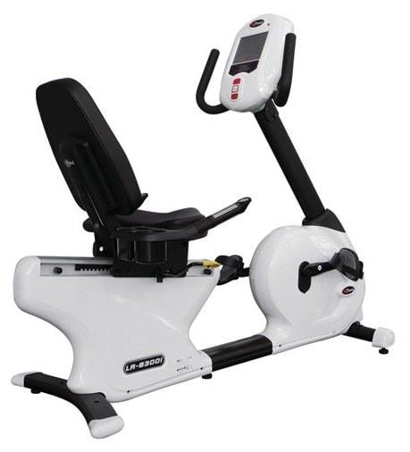 Горизонтальный велотренажер X-Trend LR-8300i