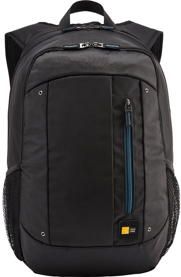 Case logic Jaunt Backpack (WMBP-115K) - рюкзак для ноутбука 15.6 (Black)