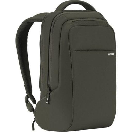 """Рюкзак Incase Icon Slim Pack для ноутбука размером до 15"""" дюймов. Материал нейлон. Цвет: пыльный черный."""
