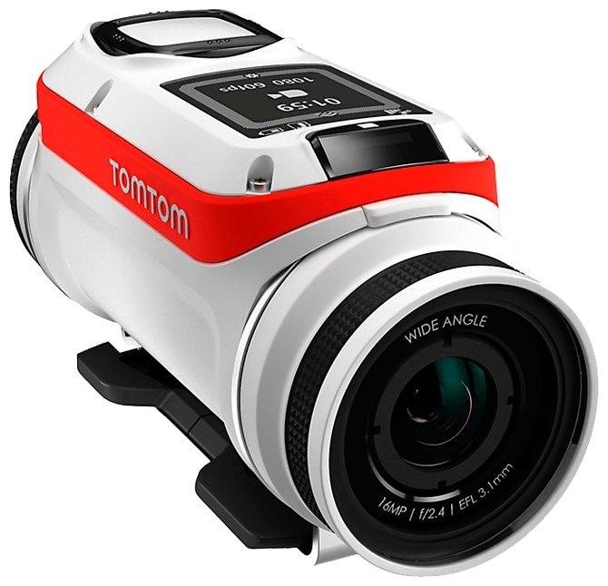 Экшн-камера TomTom Bandit Action Cam (Base Pack)