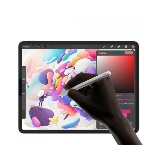 "Накладка для рисования SwitchEasy Paperlike screen protector для iPad mini 7.9"". Материал пластик. Цвет прозрачный."