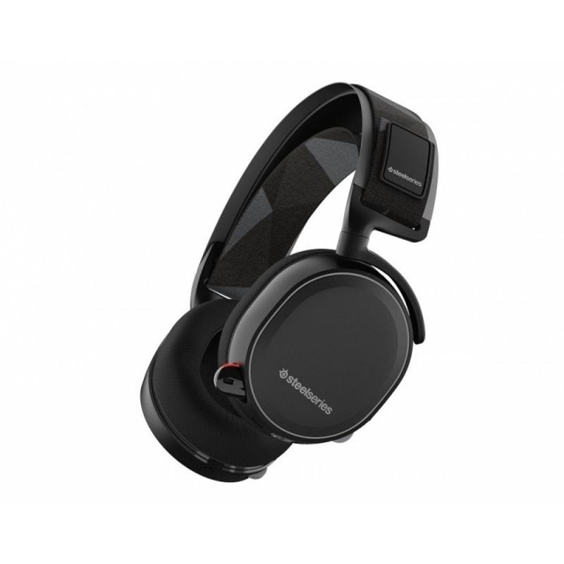 Гарнитура Steelseries Arctis 7 черный 1.2м мониторы Radio Black