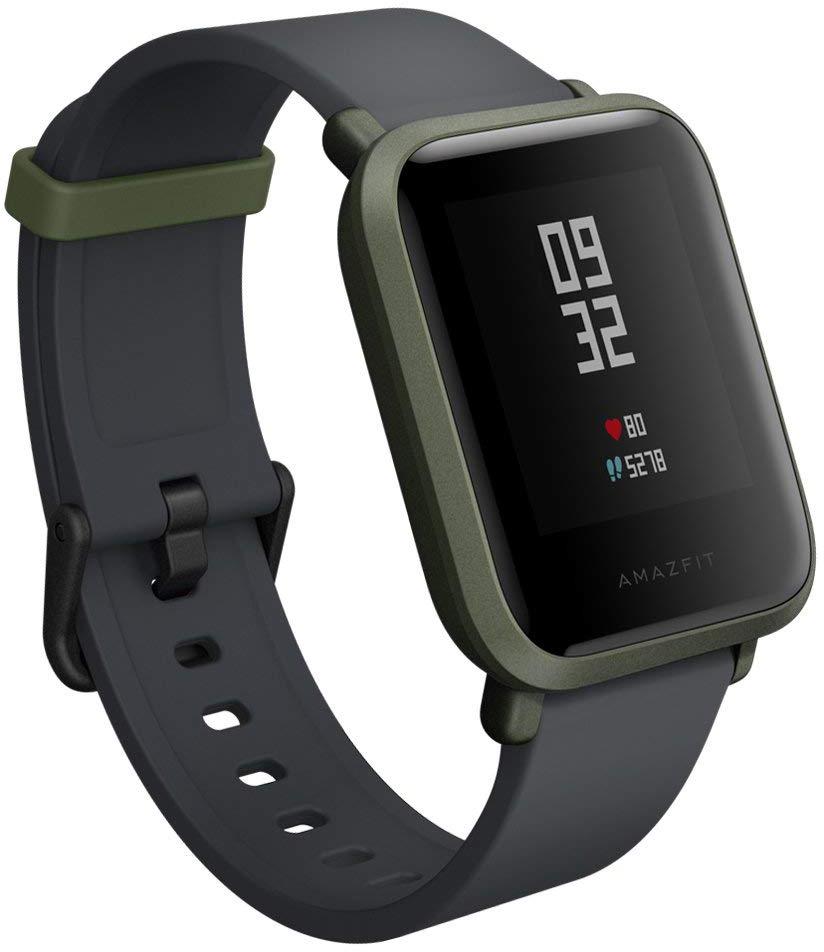 Умные часы Xiaomi Amazfit Bip UYG4023RT (Kokoda Green)