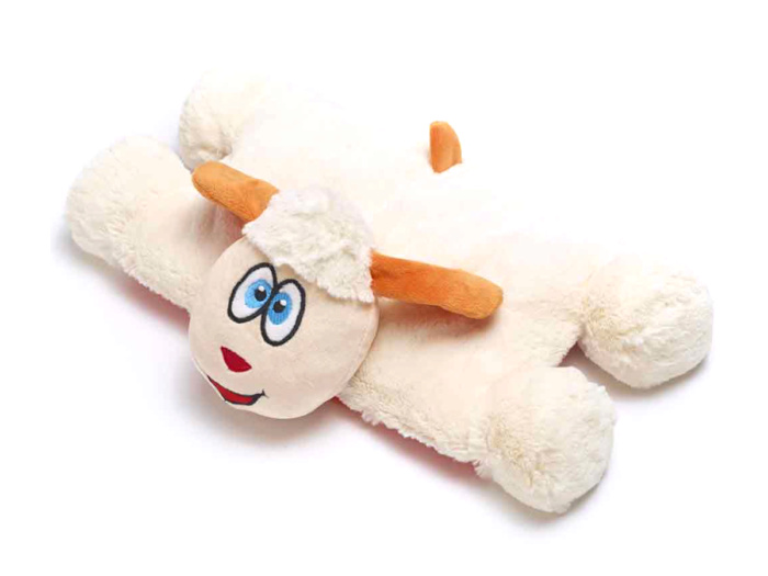 Детская подушка-игрушка Travel Blue Snowy the Sheep Travel Pillow Овечка (290)