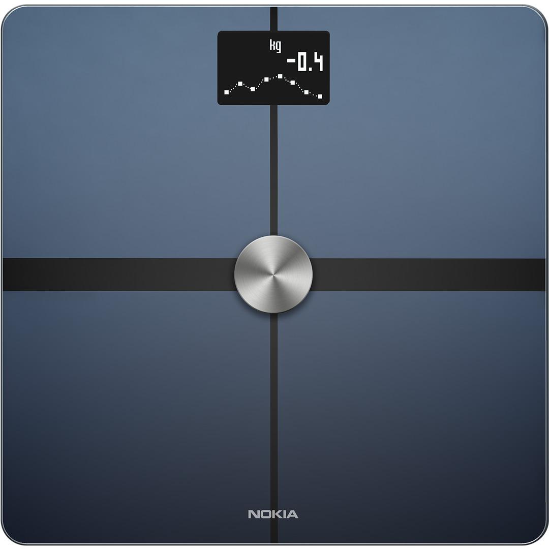 Умные весы Nokia Body + Scale (Black)