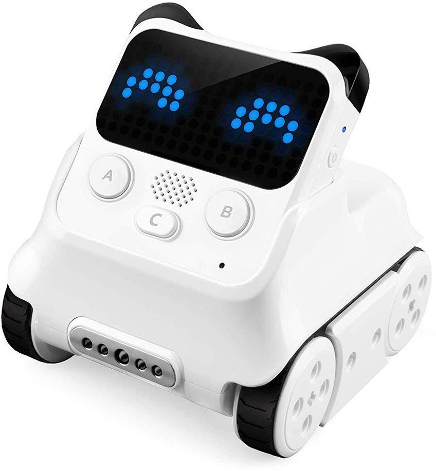 Робототехнический набор Makeblock Codey Rocky P1030024 (White)