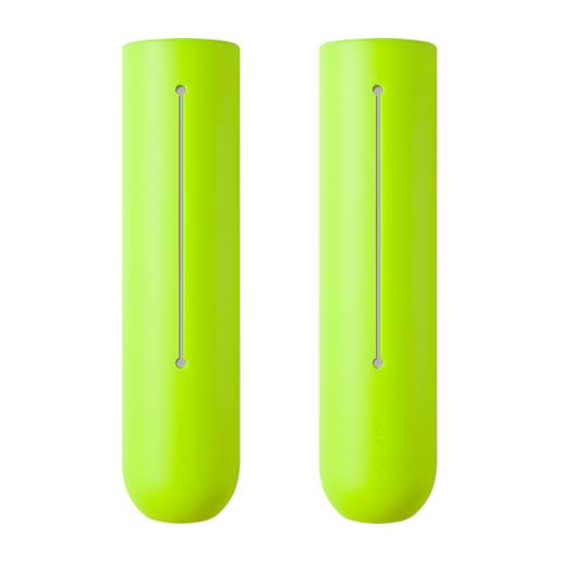 Накладки на ручки для скакалок Smart Rope. Материал силикон. Цвет зеленый.
