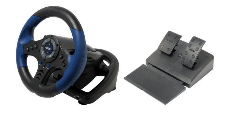 Руль Hori Racing Wheel Controller PS 4 (PS4-020E)