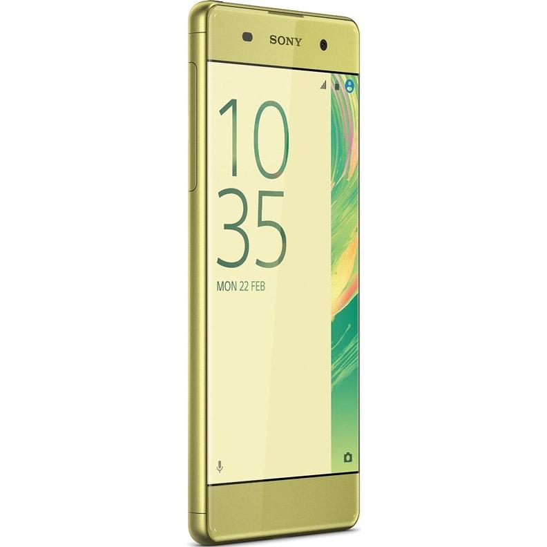 Смартфон Sony Xperia XA (F3111) Lime Gold