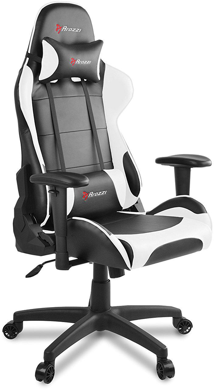 Компьютерное кресло Arozzi Verona V2 (White)