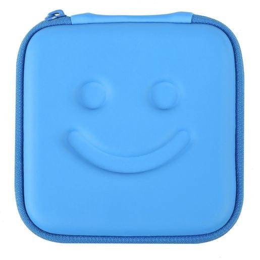 Bluetens Hardcase - чехол пластиковый с крышкой для хранения массажных принадлежностей для массажера Bluetens