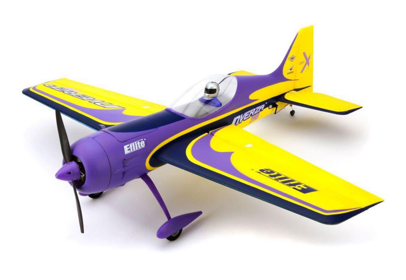 E-flite Радиоуправляемый Самолет - Inverza 280 660мм BNF Basic