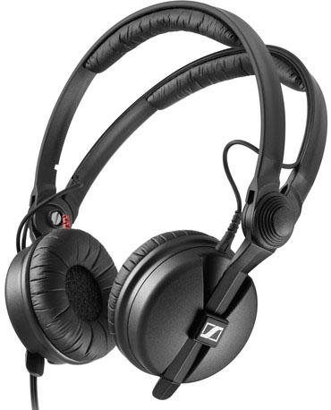 Sennheiser HD 25 Plus - мониторные наушники (Black)