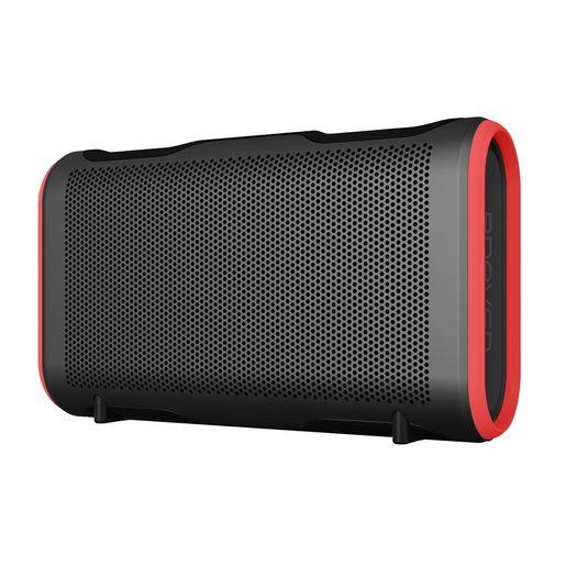 Беспроводная акустика Braven Stryde XL. Цвет серыйкрасный.