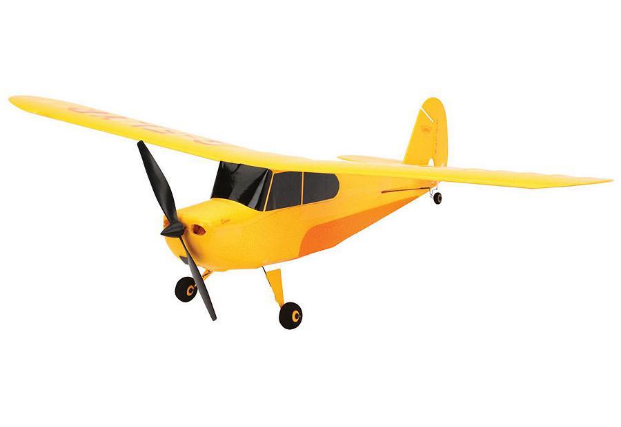 HobbyZone Радиоуправляемый Самолет - Champ 515мм RTF (Аккумулятор, ЗУ)