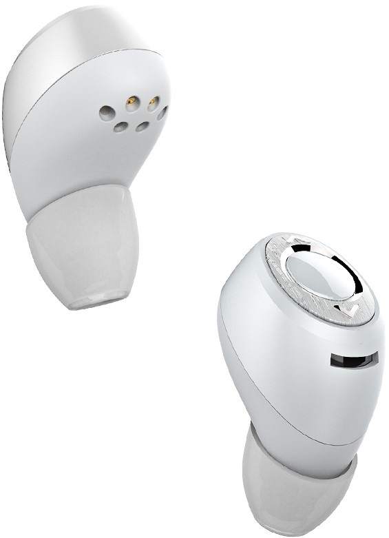 Беспроводные наушники Mees Fit 1 (White)