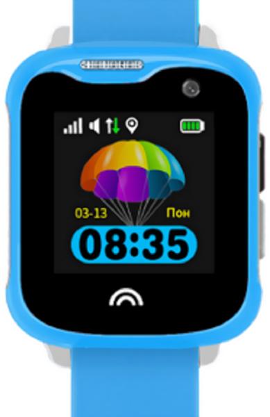Детские умные часы Wochi Starks (Blue)