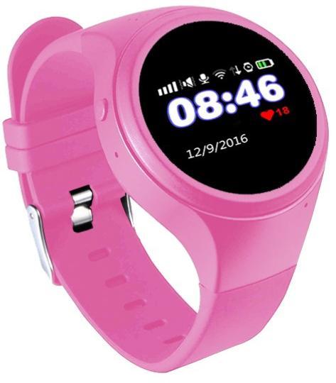 Детские часы-телефон Wochi Zoomix (Pink)