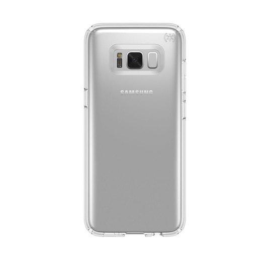 Speck Presidio Clear для Samsung Galaxy S8+. Материал пластик. Цвет: прозрачный.