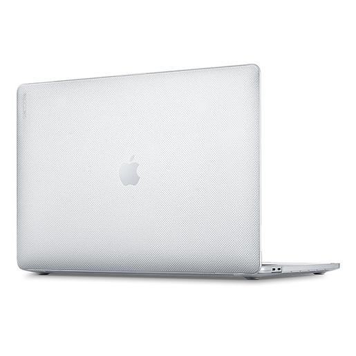 """Чехол+Накладка Incase Hardshell Case для ноутбука MacBook Pro 16"""". Материал поликарбонат. Цвет прозрачный."""