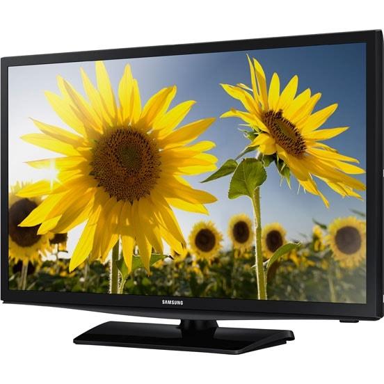 Телевизор LED Samsung UE19H4000AK, черный