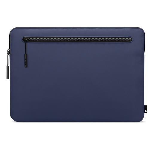 "Чехол-конверт Incase Compact Sleeve in Flight Nylon для MacBook Pro 15"" - Thunderbolt (USB-C) & Retina. Материал нейлон, полиэстер. Цвет темно-синий."