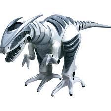 Радиоуправляемые игрушка WowWee Roboraptor 8095 (White)