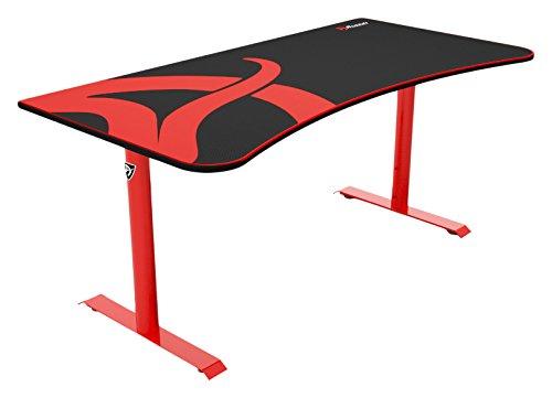 Игровой стол Arozzi Arena Gaming Desk (Red)