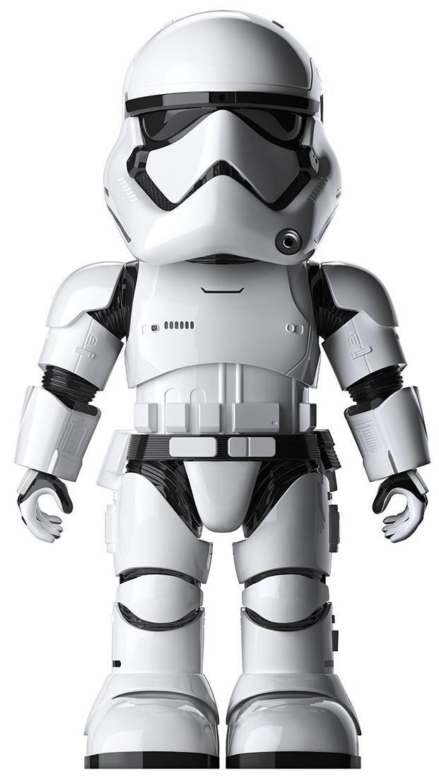 Интерактивный робот Ubtech Star Wars First Order Stormtrooper (White)