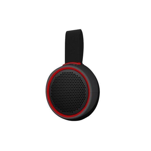 Беспроводная акустика Braven 105. Цвет серый красный. 7e2c7ed0b5a4f